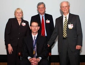 Richard Harper, Sally McSpadden Boreham Chair in Ophthamology