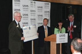 Walmart Foundation donates money to UAMS Northwest
