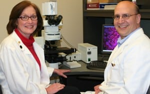 Cynthia Kane and Paul Drew are leading research of promising treatments to prevent alcohol's harmful effects on the brain.