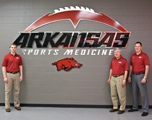 UAMS, UA Athletics Partner in State's First Sports Medicine