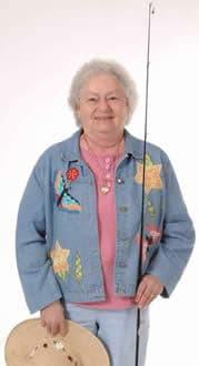 UAMS patient Sue Carter
