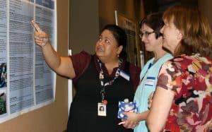 Dr. Lopez explains project