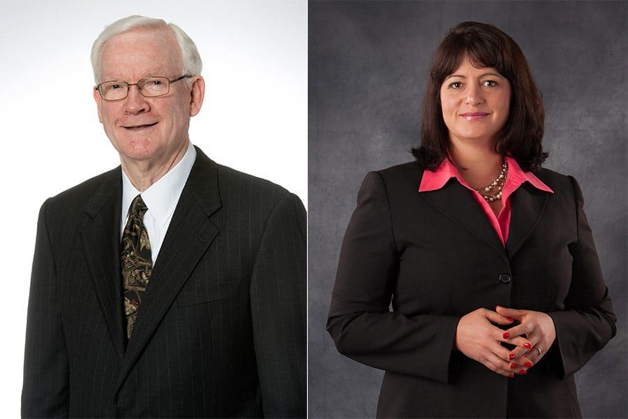Peter Kohler, M.D.; Pearl McElfish, Ph.D.