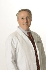 Robert Hopkins Jr., M.D., director of the Division of Internal Medicine in the UAMS College of Medicine's Department of Internal Medicine