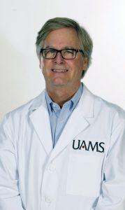 Portrait of Dr. Frazier