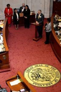 Dan Rahn Arkansas Senate