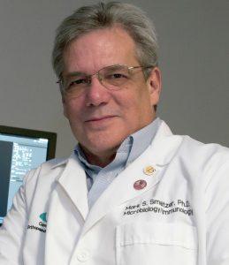 Portrait of Dr. Smeltzer