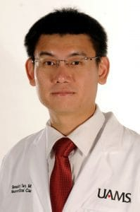 Portrait of Dr. Tan