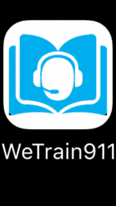 We Train 911 App