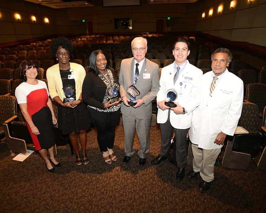UAMS Diversity Awards 2017