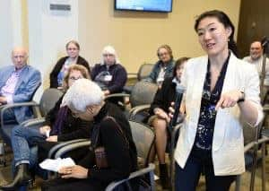 Er-Gene Kahng, Graduate Studies Chair in the University of Arkansas' J. William Fulbright College of Arts & Sciences' Department of Music, said she was taken by the originality in Price's compositions.
