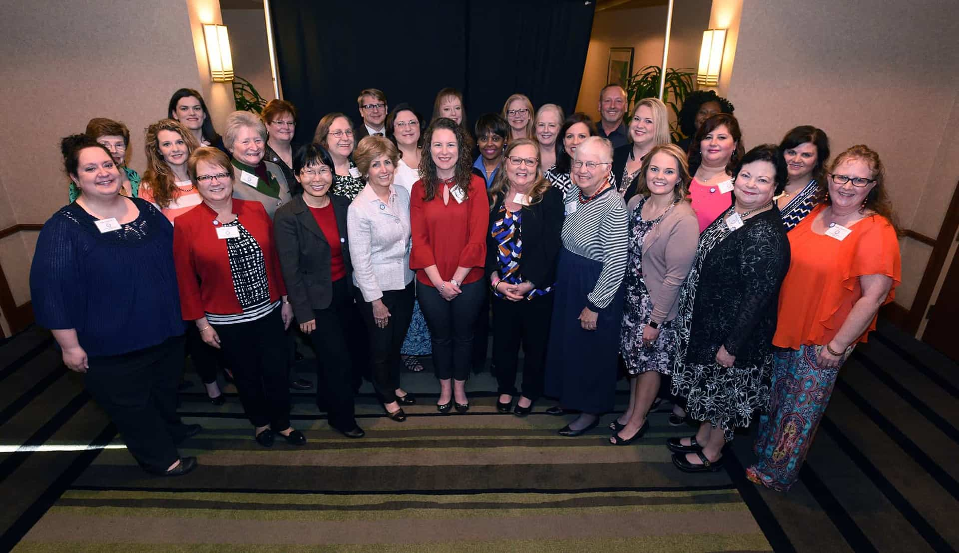 Thirty-two nurses from UAMS were honored in this year's Great 100 Nurses Arkansas list.