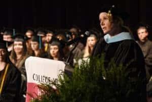 Dean Susan Long Speaks