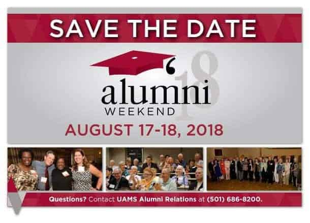 Alumni Weekend 2018