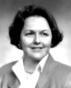 Cynthia DeHaven Pitcock, Ph.D., served as the medical historian at UAMS for more than 20 years and gave pianist Richard Glazier the idea for combining Gershwin songs with backstage stories about the songwriting brothers' lives. Pitcock died in 2016.