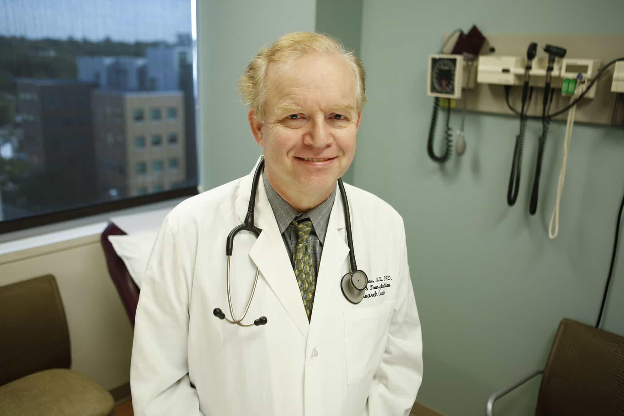 Frits van Rhee, M.D., Ph.D., a myeloma researcher and clinician at the University of Arkansas for Medical Sciences, recently led an international medical team in establishing treatment guidelines for Castleman disease, a rare disorder of the lymph nodes and related tissues.