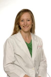 Theresa Wyrick, M.D., UAMS Orthopaedic Surgeon