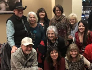 Friends of Laura and Marty Drake of Idalou, Texas, recently gathered in nearby Lubbock to raise awareness of myeloma and money for Laura's fellow patients at the Myeloma Center.