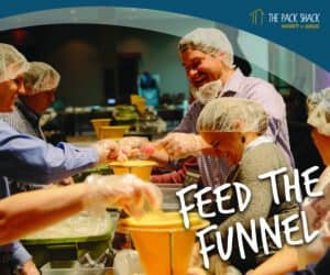 The Pack Shack will be holding a Feed the Funnel event at UAMS July 9 to benefit the food pantry.