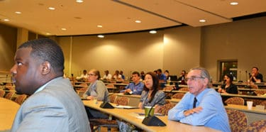 About 90 people attended the colloquium and listened to presentations and discussions.