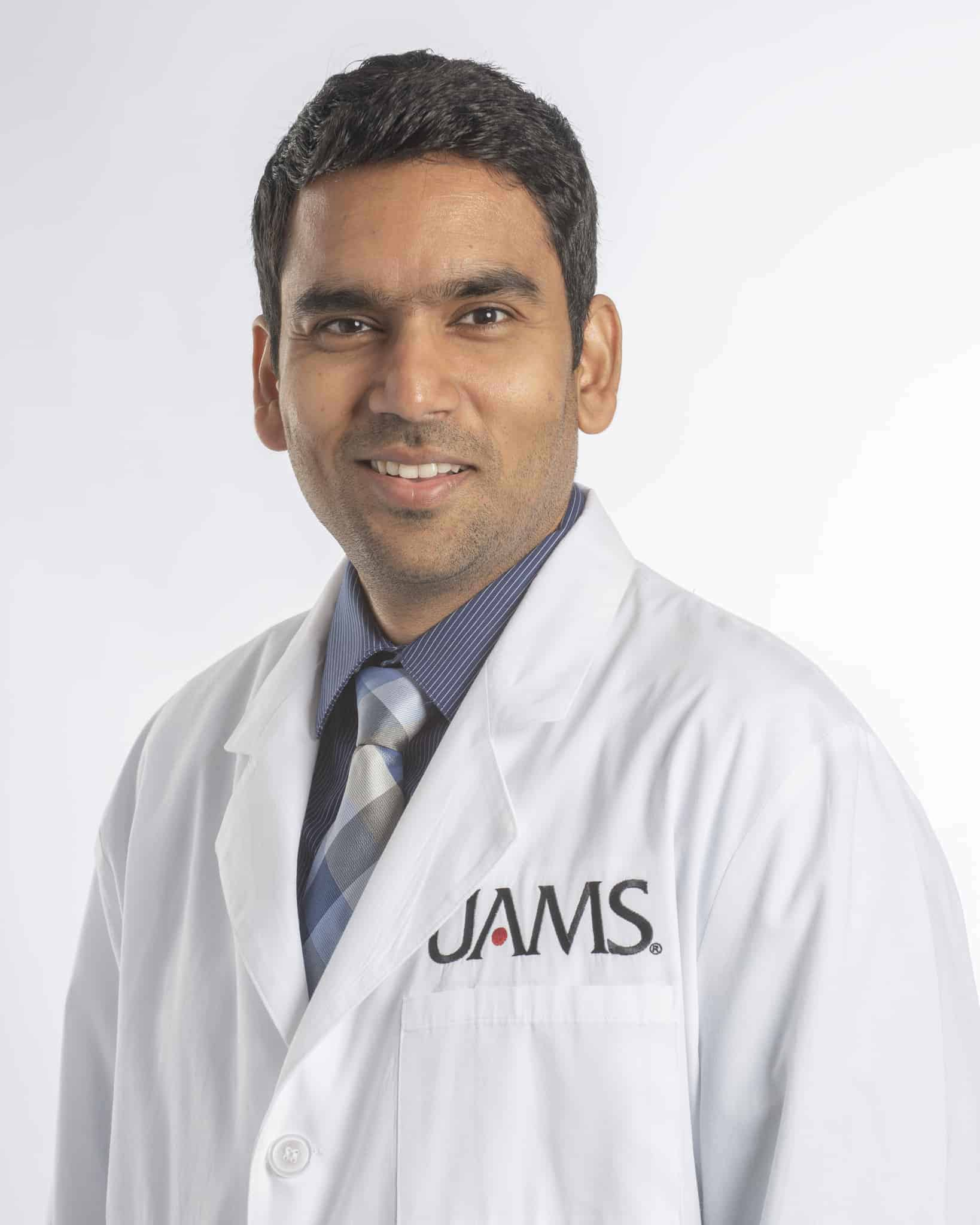 Subodh Devabhaktuni, M.D., a cardiologist and electrophysiologist who specializes in heart rhythm problems, has joined the University of Arkansas for Medical Sciences.