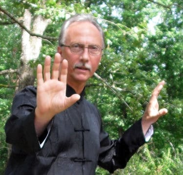 Jerry Matlock, tai chi instructor