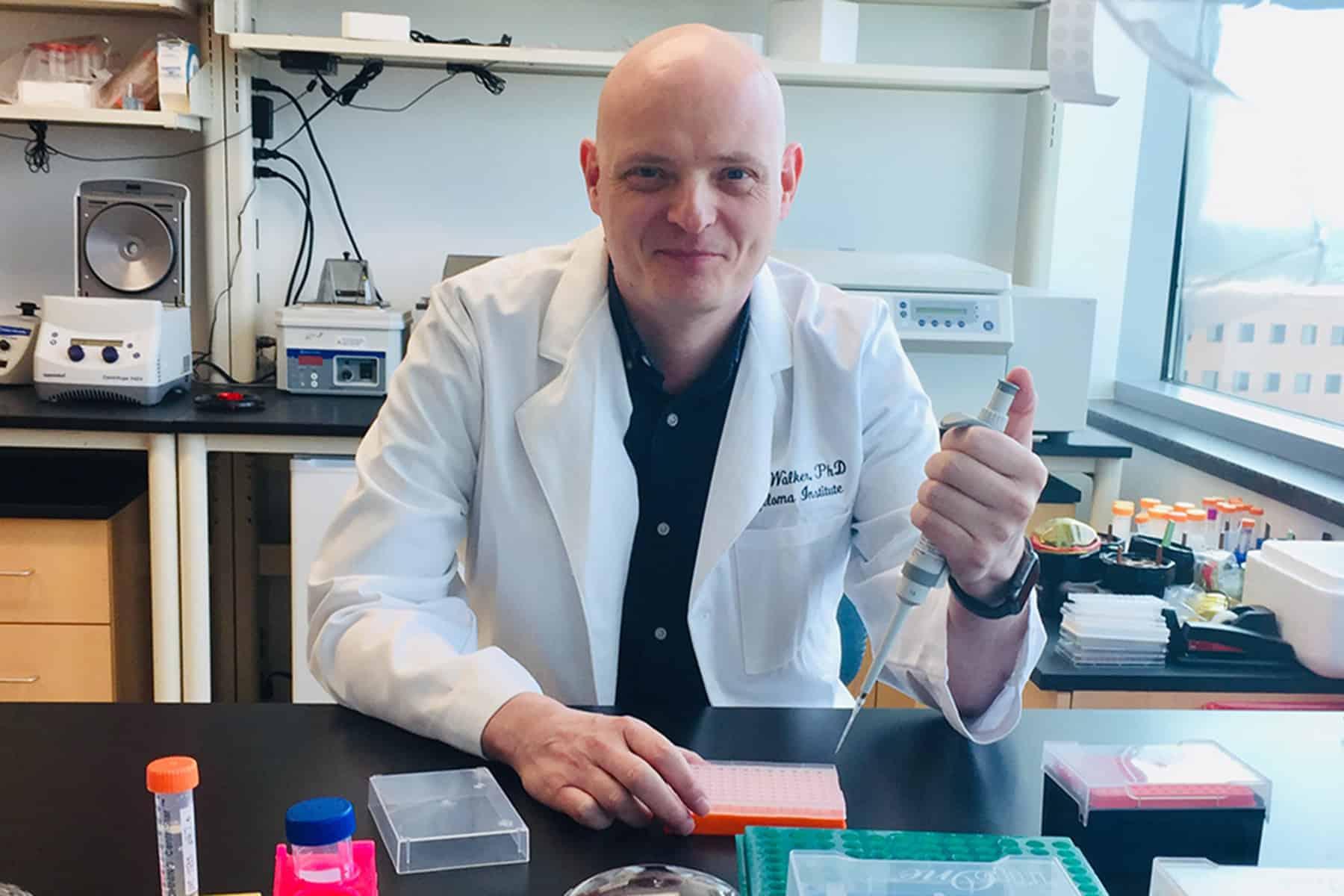 UAMS Myeloma Researcher Awarded Nearly $543,000 from Leukemia & Lymphoma Society