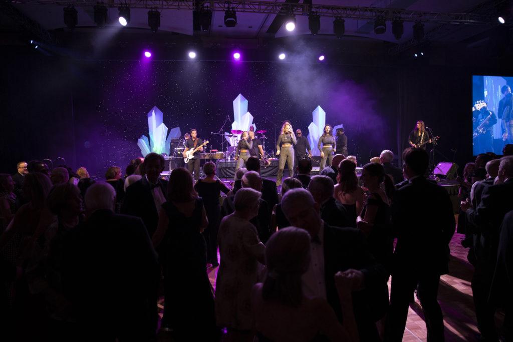 Gala for Life band