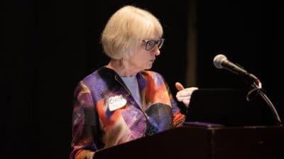 Cindy Crone, M.N.Sc., APRN