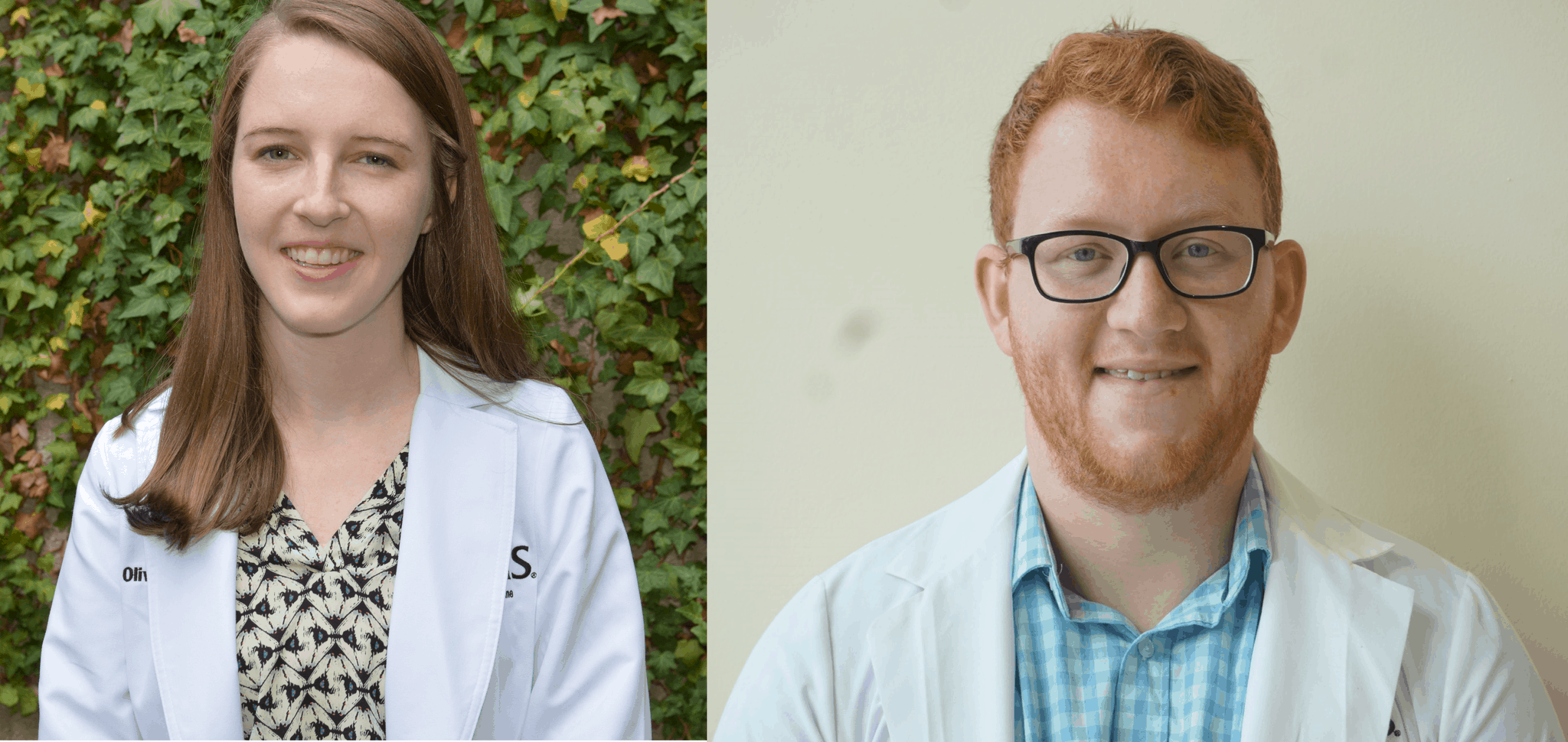 Brasher, of North Little Rock, and Cullum, of Bono, are this year's recipients of the Arkansas Blue Cross and Blue Shield Primary Care Scholarship.