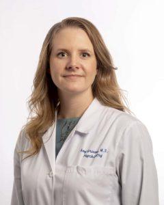 Amy Grooms, M.D.