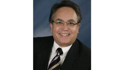 Portrait of Dr. Romero