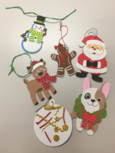 Handmade ornaments for sale