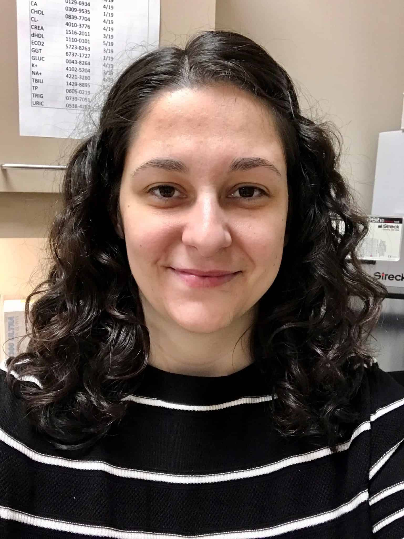 Misty Schoolfield, a Medical Laboratory Sciences student in the College of Health Professions, received a national scholarship from the American Proficiency Institute.