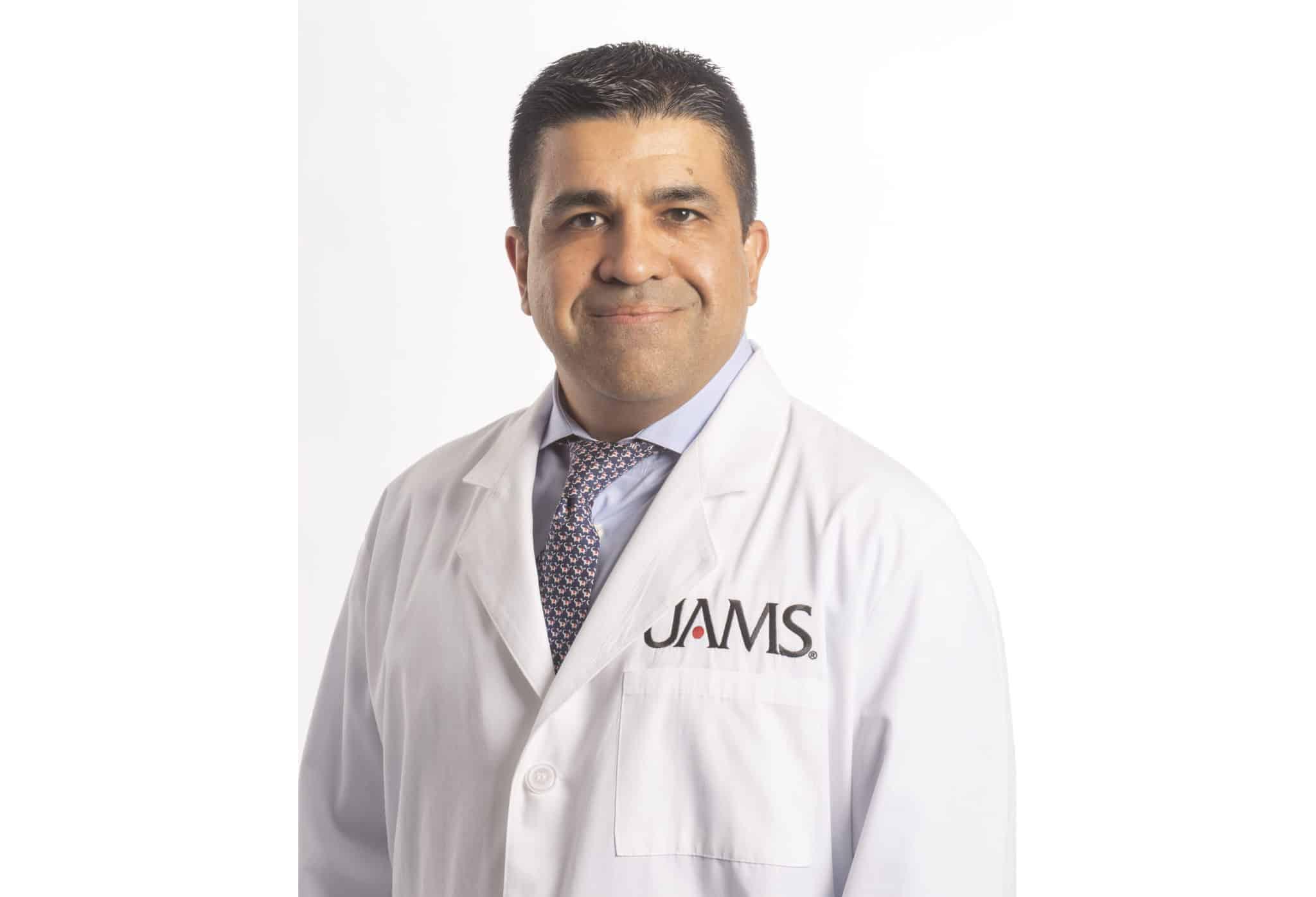 Portrait of Dr. Bhama