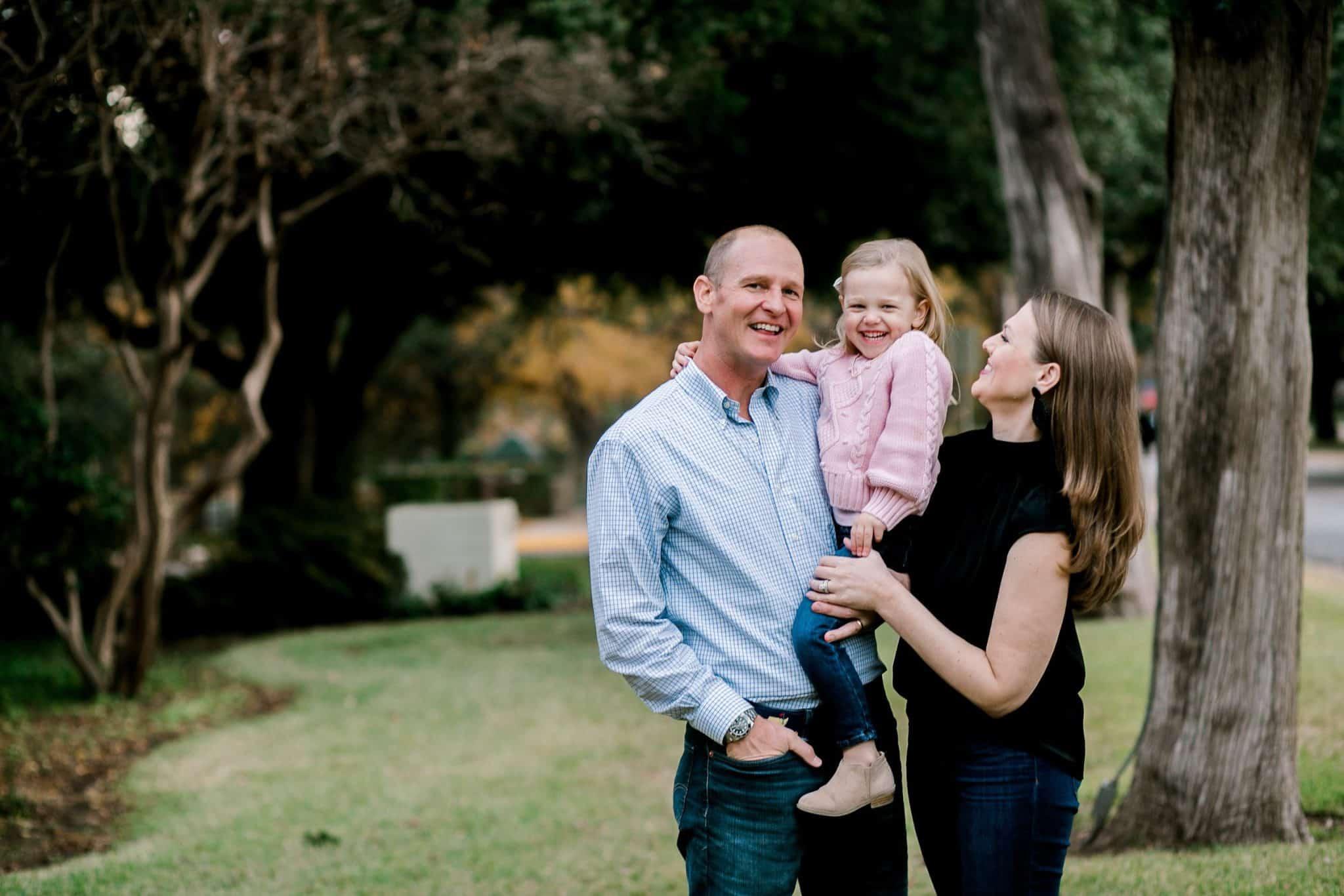 Shield family photo