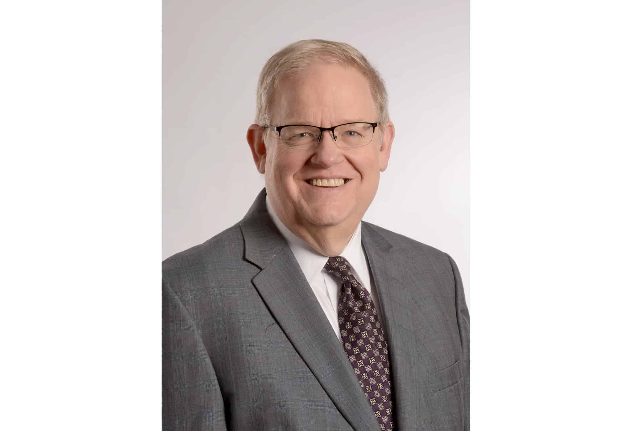 Portrait of Dr. Graham