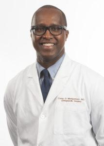 Corey Montgomery, M.D.