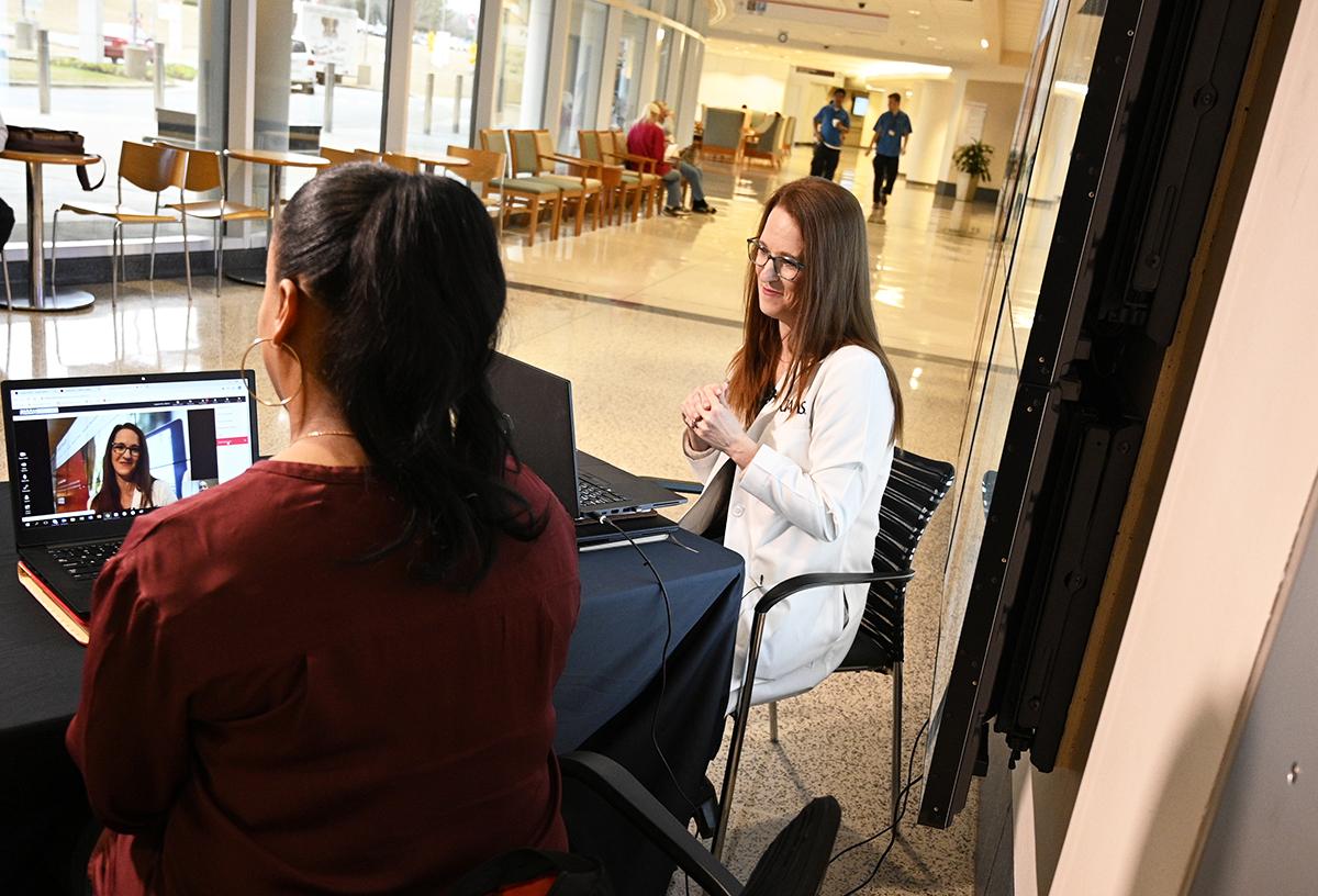 Health care workers using digital health