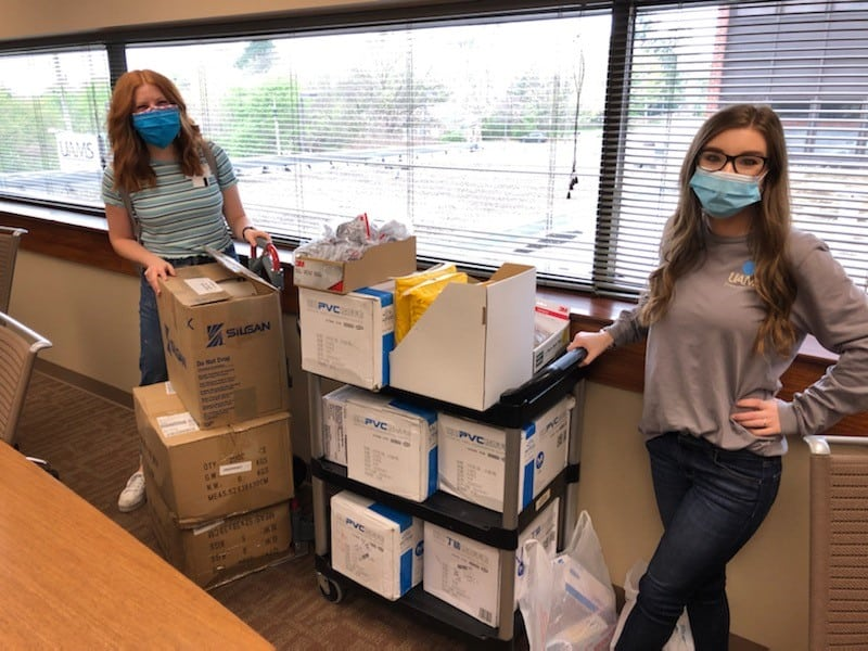 Student PPE Donations