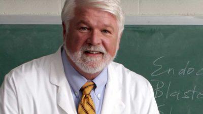 portrait of Dr. Bradsher