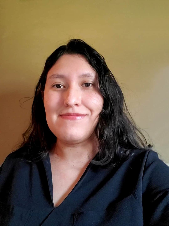 UAMS BSN student Jennifer Bustos.