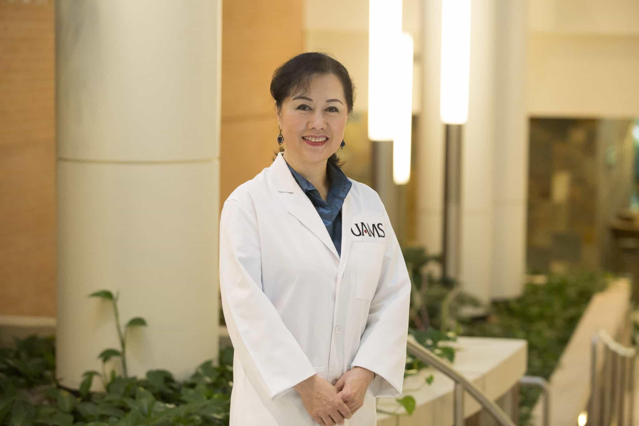 Fen Xia, M.D., Ph.D.