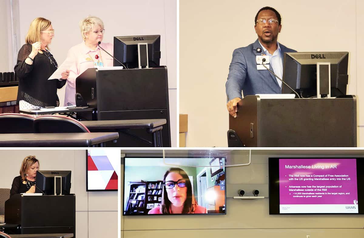 In two half-day sessions over two days, several speakers made online, live presentations during the POWER annual meeting in late April.