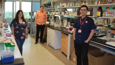 Leung research team