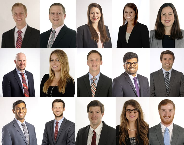 Portraits of ENT residents