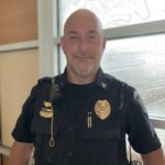 Sgt. Greg McKinney of the UAMS Police Department is the July MVP of the Month.