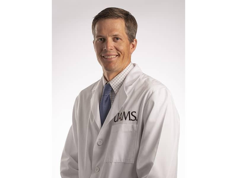 Portrait of Dr. Sunde