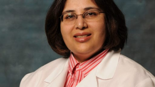 Azhar, a nationally recognized expert on cardiovascular aging research, is director of clinical research and co-director of cardiovascular aging research at the Donald W. Reynolds Institute on Aging. She leads the Walker Memory Center and provides geriatrics primary care at the Thomas and Lyon Longevity Clinic.