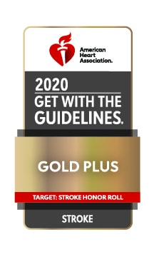 2020 Get With The Guidelines Gold Plus Award